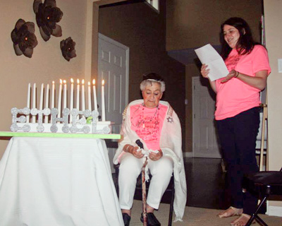 My Grandma's Super Sweet 90th Birthday Bat Mitzvah Bash photo 1